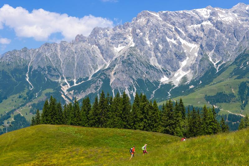 Mountaineering In The Hochk U00f6nig Region