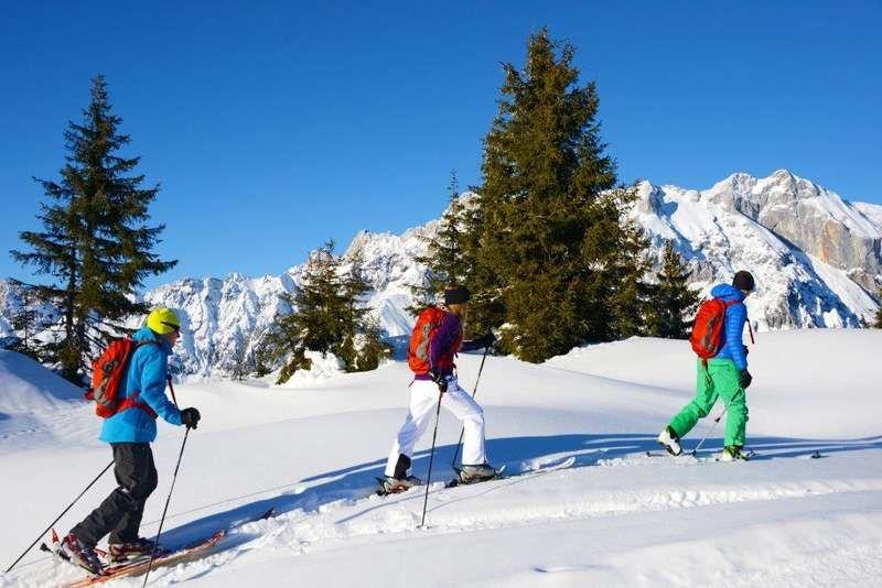 maria alm wintersport